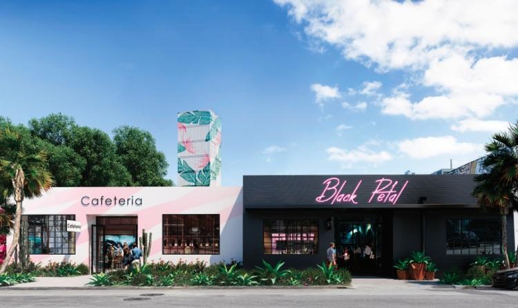 Spotify Miami: 'West Elevation'