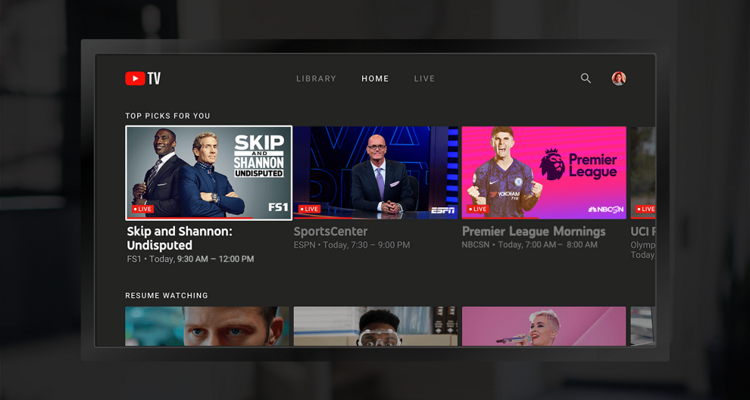 YouTube TV Is Blocking Apple In-App Subscriptions Starting in March