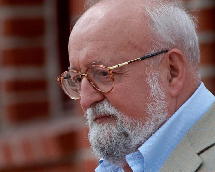 Krzysztof Penderecki in 2008 (photo: Adam Kumiszcza)