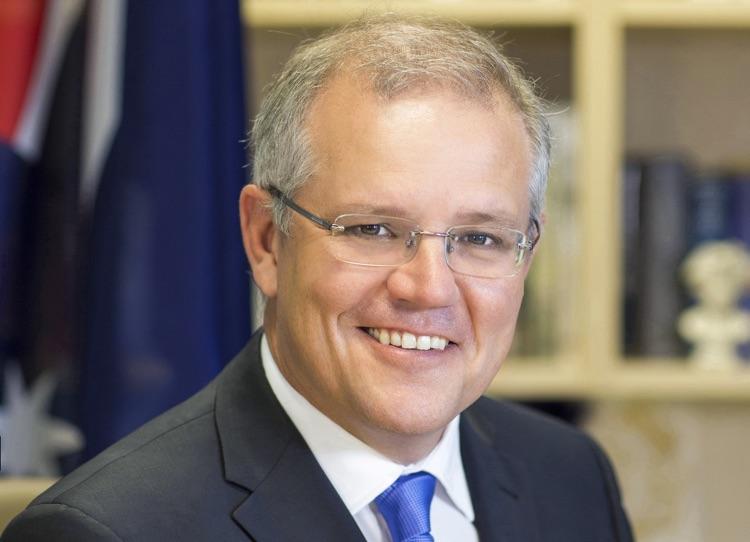 Australia Prime Minister Scott Morrison