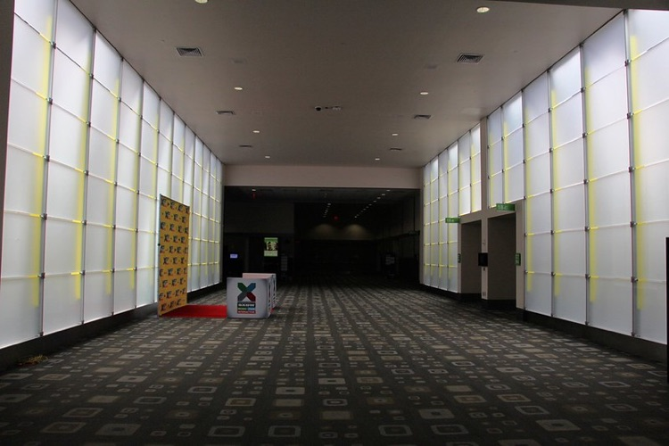Austin Convention Center (photo: Carlos Pacheco CC 2.0)