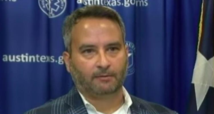 Mark Escott, Interim Medical Director and Health Authority for Austin Public Health