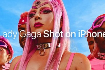 Lady Gaga iPhone 11 Pro