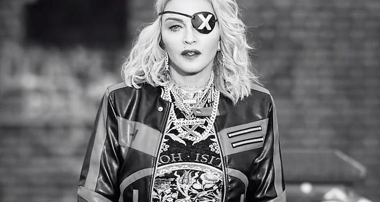 Madonna Crave