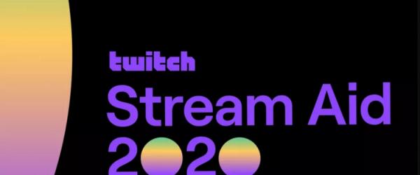 Twitch Stream Aid 2020