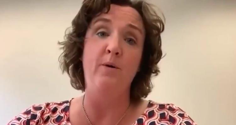 U.S. Representative Katie Porter (D-Ca.)