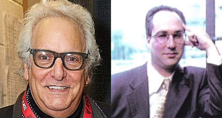 Neil Lasher (l) and Gary Salzman (r) have both died following coronavirus complications.