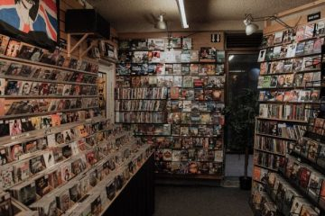 Taylor Swift record store