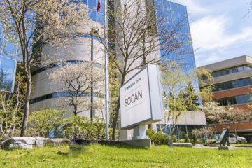 SOCAN's Toronto HQ