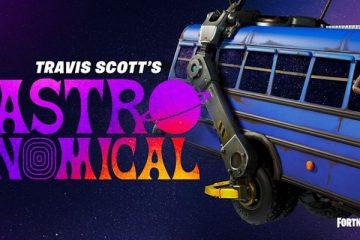 Travis Scott Fortnite