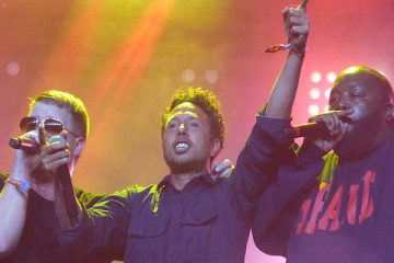 Run the Jewels and RATM's Zack de la Rocha