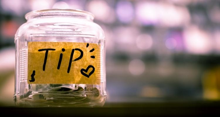 Spotify tip jar