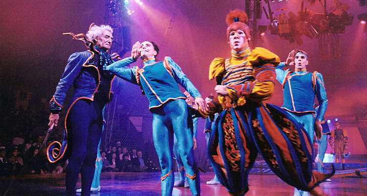 Cirque du Soleil lays off members of Blue Man Group