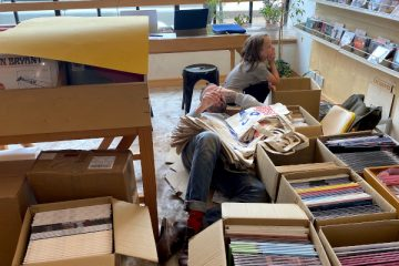 Love Record Stores took place on June 20th, the initially planned date of Record Store Day 2020.