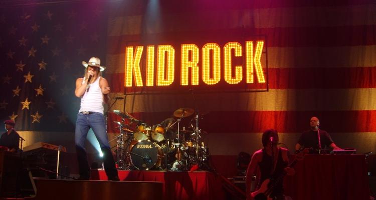 Kid Rock suing Nashville