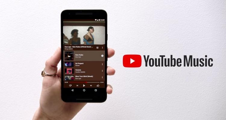 YouTube Music transfers