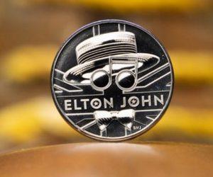 Elton John Coin