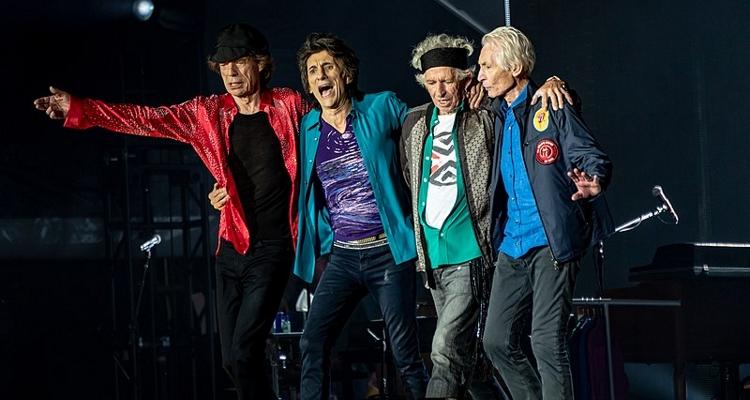 ASCAP Rolling Stones