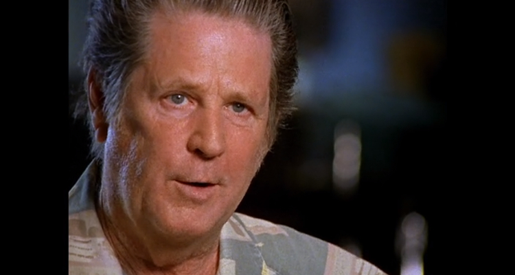 The Beach Boys' Brian Wilson discussing his work with the Wrecking Crew in the documentary of the same name.
