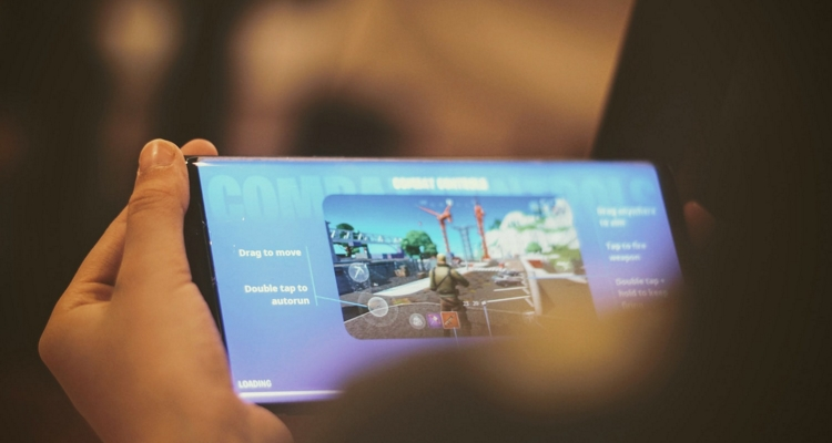Fortnite App Store booted
