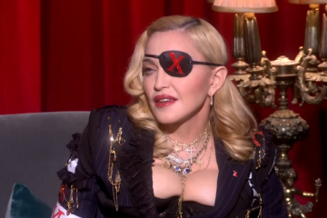 Madonna Interscope Deal