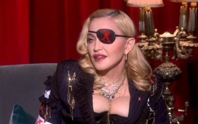 Madonna Interscope Deal