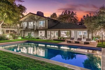 Joe Rogan California mansion