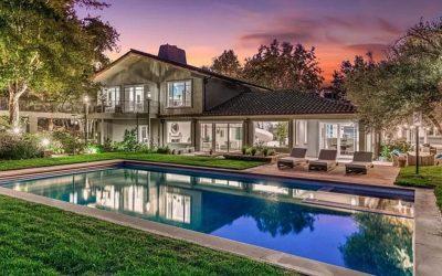 Joe Rogan California mansion