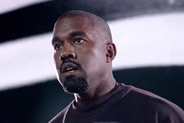 Kanye West ad