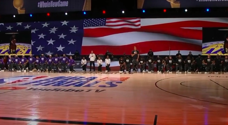 Nba May Eliminate The National Anthem At The Start Of Games