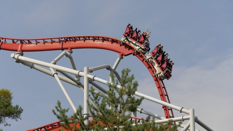 Sync Licensing — for Rollercoasters? (photo: dlohner)