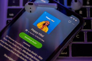 Spotify Songshift