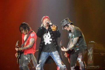 Guns N' Roses Australia