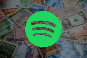 how much does Spotify cost