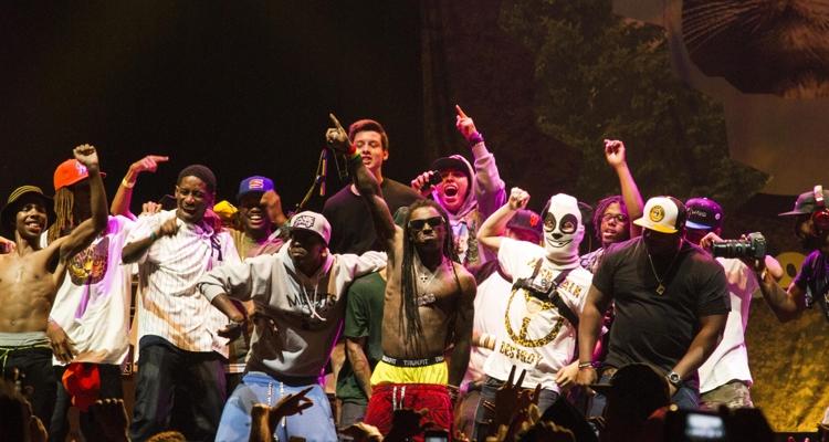 Lil Wayne Gun Possession
