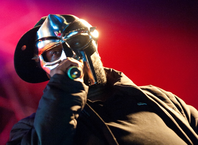 MF Doom in 2011 (photo: Possan; CC BY-SA 3.0)