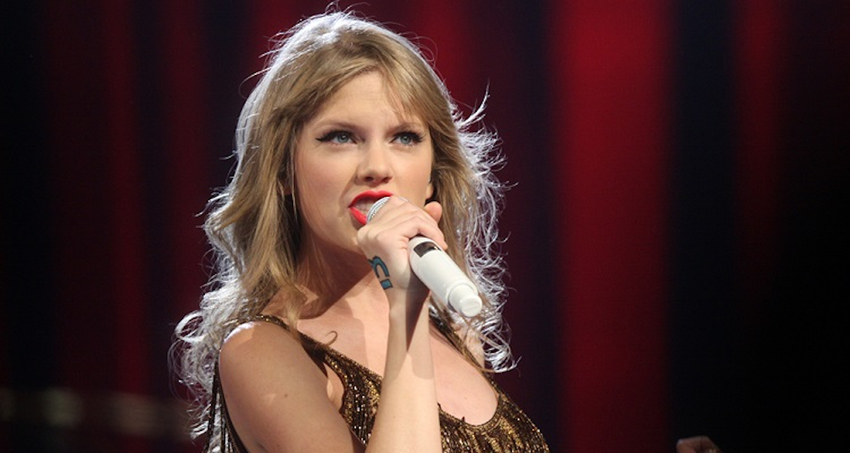 Taylor Swift Quickly Licenses Her First Re-Recorded Song...