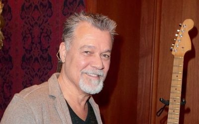 Eddie Van Halen cause of death