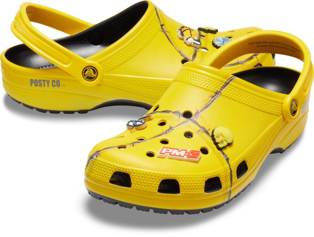 Post Malone Crocs Series 2