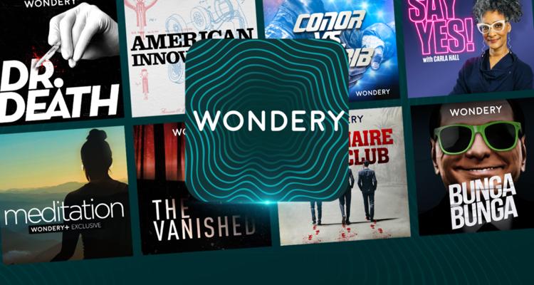 Amazon Music acquires Wondery