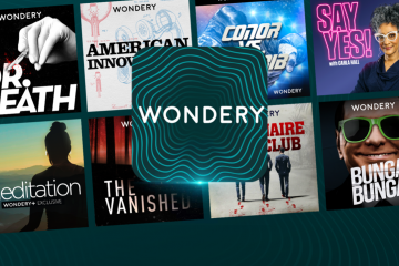 Amazon Music acquires Wondery