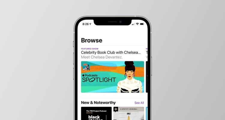 Apple Podcasts Spotlight