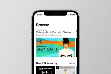 Apple Podcasts Spotlight