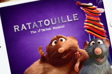 Ratatouille TikTok musical donation