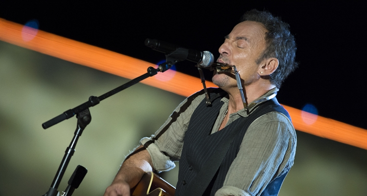 Bruce Springsteen DUI arrest