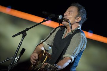 Bruce Springsteen DUI arrest
