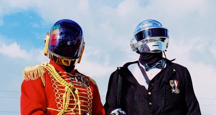 Daft Punk NFT