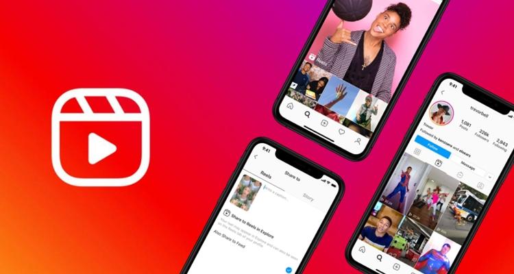 Instagram Reels TikTok watermark