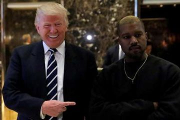 how much did Kanye West spend on his presidential campaign