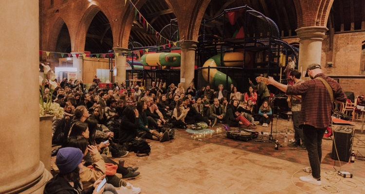Sofar Sounds Seated acquisition
